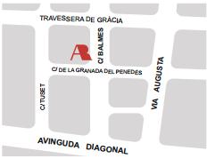 Dónde estamos, centro dermatologico Amparo Rodriguez