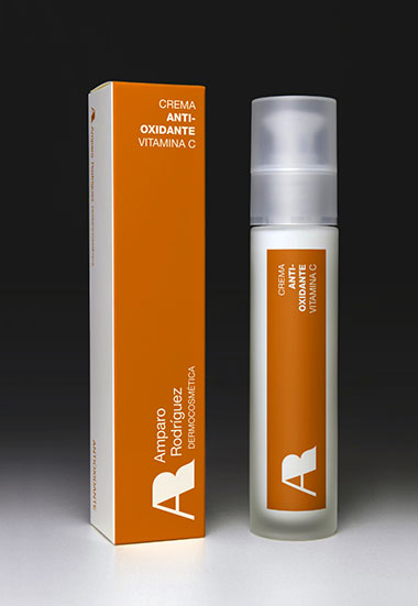 Crema hidratante filtro solar Amparo Rodriguez