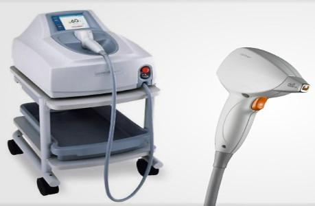 depilación laser diodo