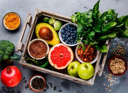 fuentes antioxidantes